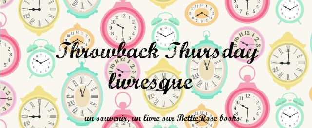 Throwback Thursday Livresque 73 Fantasy Fantastique